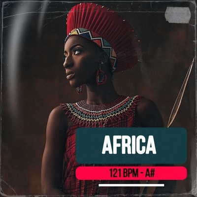 Africa track buy Ghost Producer