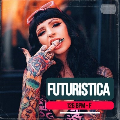 Futuristica track Edm ghost producer