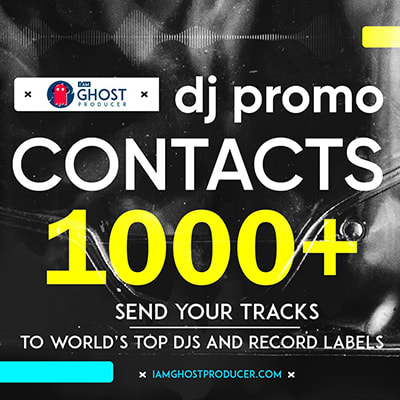 Dj promo email contacts
