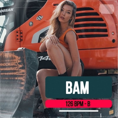 Bam track buy Ghost Producer