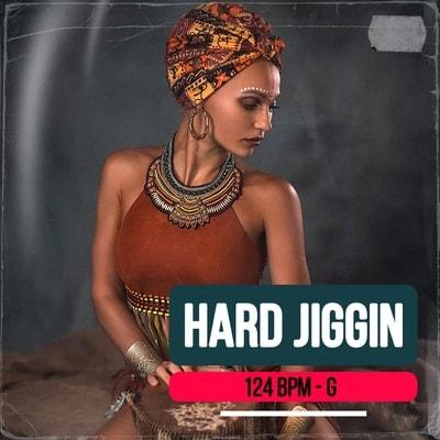 Hard Jiggin track buy Ghost Producer