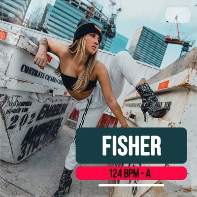 Fisher track buy Ghost Producer