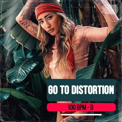 Go To Distortion track buy Ghost Producer