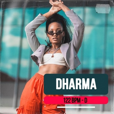 Dharma track buy Ghost Producer