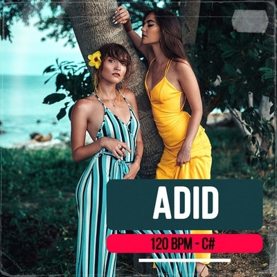 Adid track buy Ghost Producer