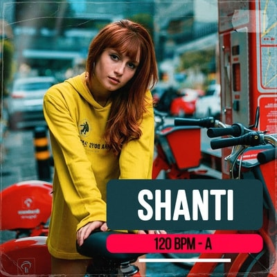 Shanti track buy Ghost Producer