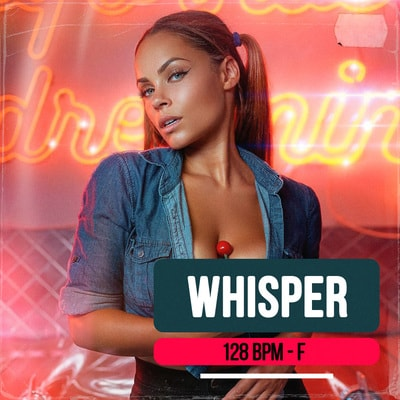 Whisper track buy Ghost Producer