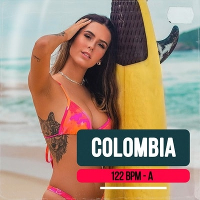 Colombia track buy Ghost Producer