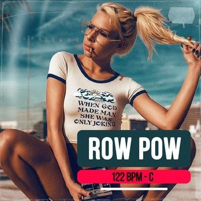 Row Pow track buy Ghost Producer