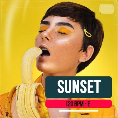 Sunset track buy Ghost Producer