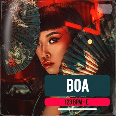 Boa track buy Ghost Producer