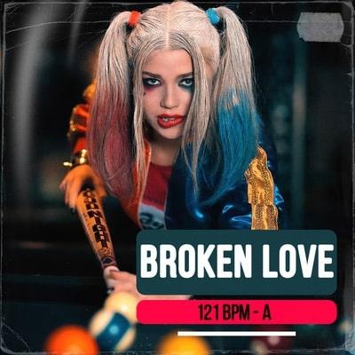Broken Love track buy Ghost Producer
