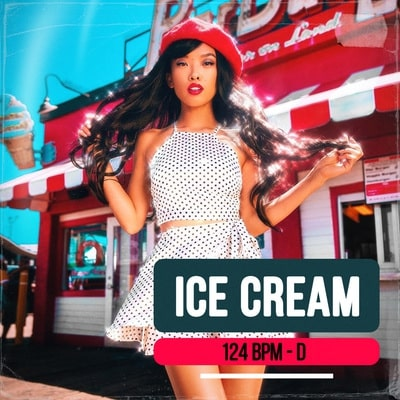 Ice Cream track buy Ghost Producer