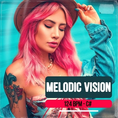 Melodic Vision track buy Ghost Producer