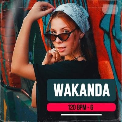 Wakanda track buy Ghost Producer