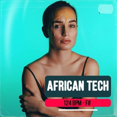 African Tech track buy Ghost Producer