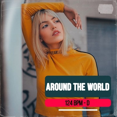 Around The World track buy Ghost Producer