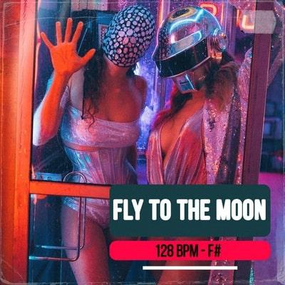 Fly To The Moon track buy Ghost Producer