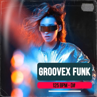 Groovex Funk track buy Ghost Producer