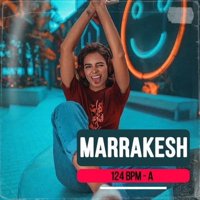 Marrakesh track buy Ghost Producer