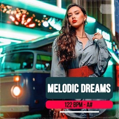 Melodic Dreams track buy Ghost Producer