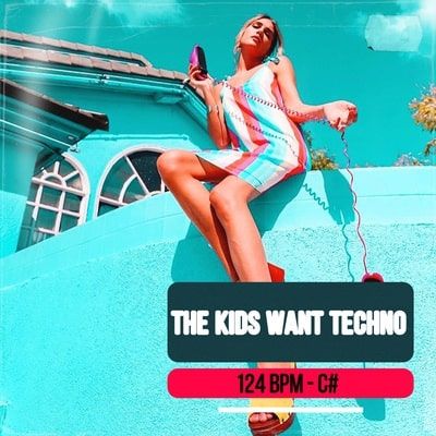 The Kids Want Techno track buy Ghost Producer